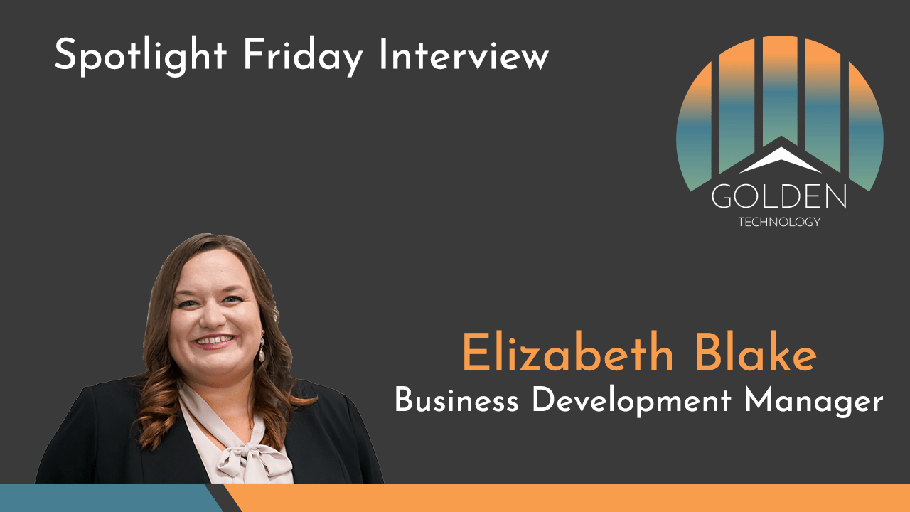 Elizabeth Blake Spotlight Friday Interview Thumbnail