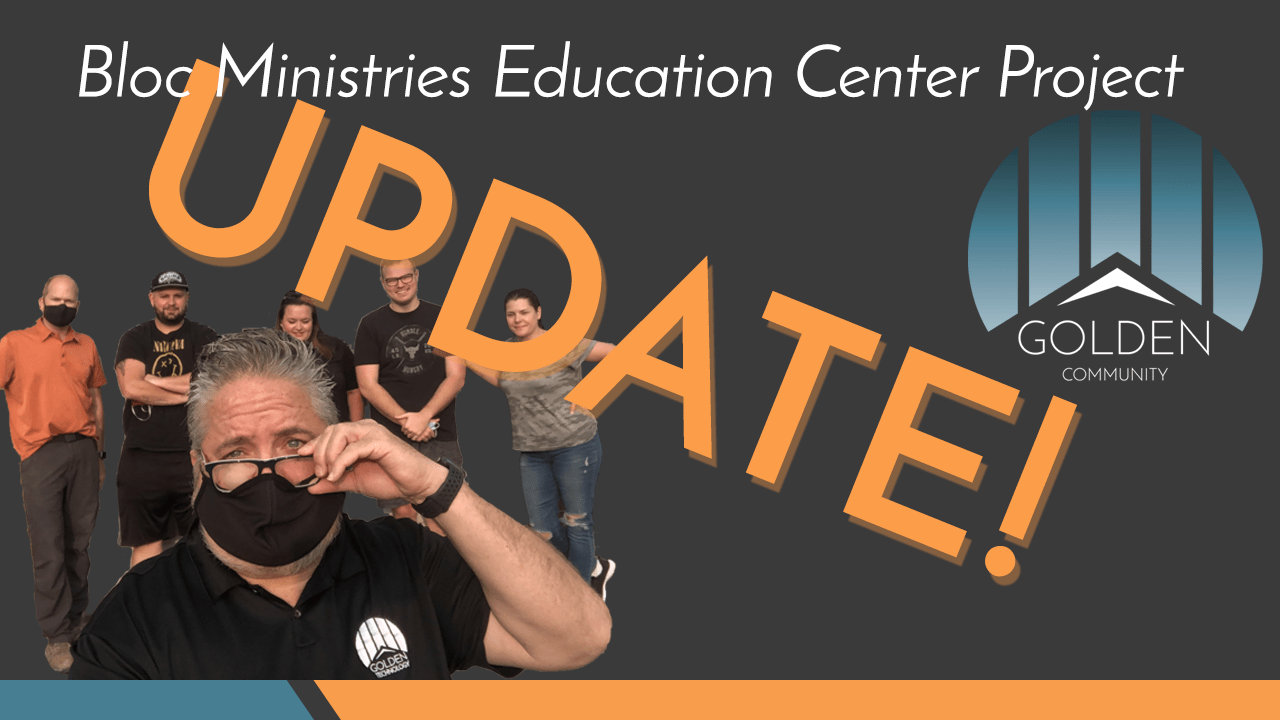 Bloc Ministries Project Video Update Thumbnail