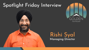 Rishi Syal Spotlight Friday Interview Thumbnail